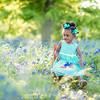 {Kids} Harper - bluebonnets (10 of 53)