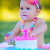 {Cake Smash} Lexi (24 of 35)
