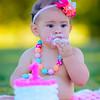 {Cake Smash} Lexi (25 of 35)