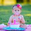 {Cake Smash} Lexi (30 of 35)