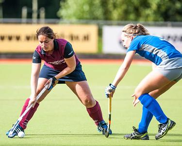 Kieviten D2 vs Ring Pass Delft 23 September 2012