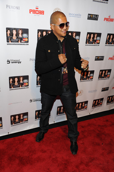 NEW YORK, NY - November 9: Fernando Vargas Attends the Official Kardashian MasterCard Launch Party at PACHA on November 9, 2010 in New York City.  (Photo by Joseph Bellantoni/In House Image)