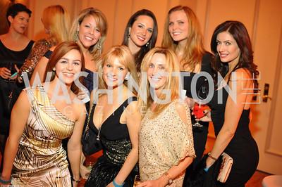 Back Row: Michelle Goldstein Benaim, Cristina Maria Hosmer, Amanda Polk, Nina Snow Front: Stefanie Snider, Katherine Kennedy, Maura Fitzgerald Shannon