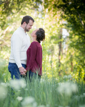 Kory and Amylee Engagement Session