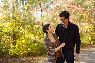 Kristina & Grant. Engaged