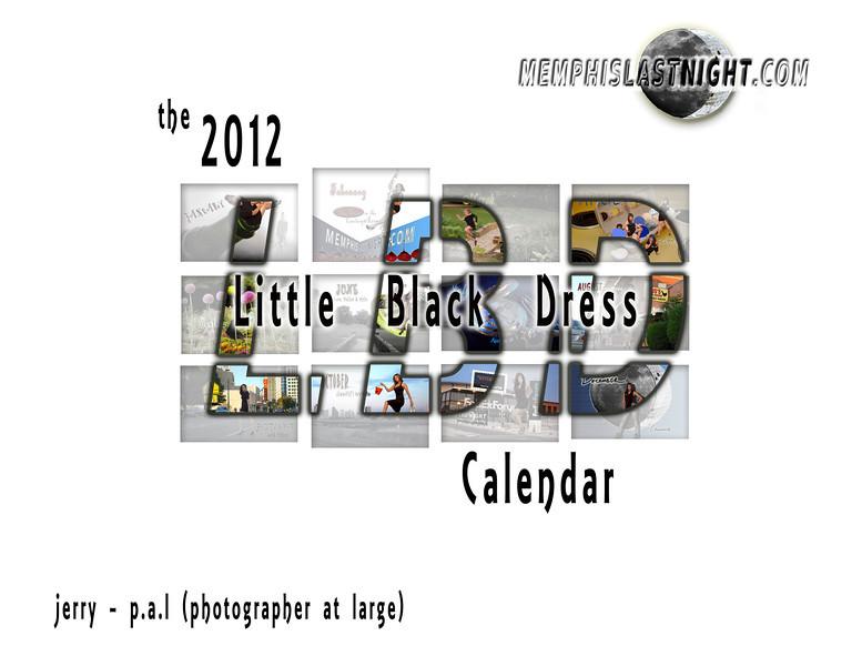2012 LBD Calendar Cover - B