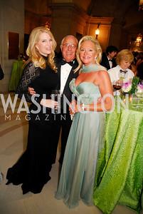 Denyse Aaron,Donald Sigmund,Deborah Sigmund,LUNGevity Gala,September 16.2011,Kyle Samperton