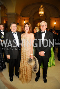 Ken Duberstein,Jackie Duberstein,David Rubenstein,,LUNGevity Gala,September 16.2011,Kyle Samperton