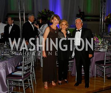 Julie Connors,Wilma Bernstein,Climis Lascaris,LUNGevity Gala,September 16.2011,Kyle Samperton