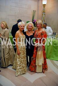 Carol Lascaris,Diane Kay,Maggie Shannon,LUNGevity Gala,September 16.2011,Kyle Samperton