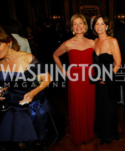 Lorraine Wallace,Ann Free,LUNGevity Gala,September 16.2011,Kyle Samperton