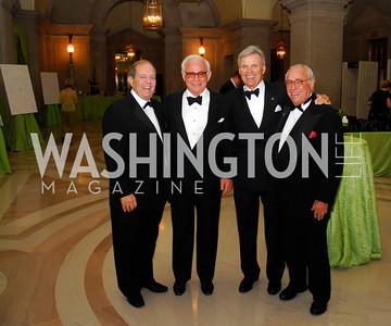Louis Dubin,John Mason,Stuart Bernstein,Donald Sigmund,LUNGevity Gala,September 16.2011,Kyle Samperton