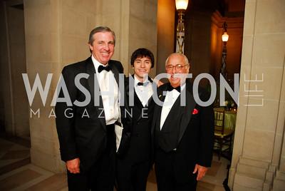 Bob Monahan,JB Bender,Donald Sigmund,,LUNGevity Gala,September 16.2011,Kyle Samperton