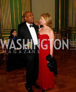Andre Spearman,Lorraine Wallace,LUNGevity Gala,September 16.2011,Kyle Samperton
