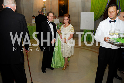Keith Lippert,Patricia Sagon,LUNGevity Gala,September 16.2011,Kyle Samperton