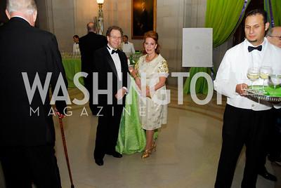 Keith Lippert,Patricia Sagon,LUNGevity Gala,September 16.2011,Kyle Samperton