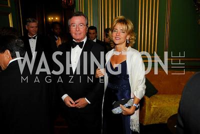 Paul Stern,Melanie McFadden,LUNGevity Gala,September 16.2011,Kyle Samperton