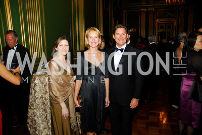 Paula Hisaoka,Marina Kotova,Joe Ruzzo,LUNGevity Gala,September 16.2011,Kyle Samperton