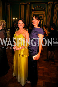 Grace Bender,Andrea Stern Ferris,LUNGevity Gala,September 16.2011,Kyle Samperton