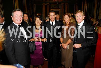 Paul Stern,Amy Wilson,John Wilson,Kathleen Davis,Matt Davis,LUNGevity Gala,September 16.2011,Kyle Samperton