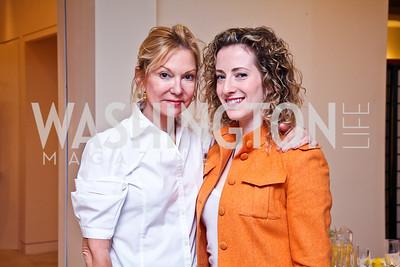 Cheryl and Beth Masri. Photo by Tony Powell. LUNGevity Luncheon. Saks Jandel. April 29, 2011