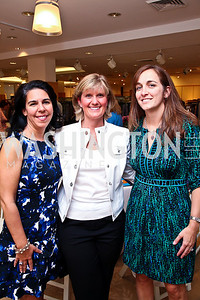 Alissa Winkler, Kristin Bonacci, Jennifer Parsons. Photo by Tony Powell. LUNGevity Luncheon. Saks Jandel. April 29, 2011