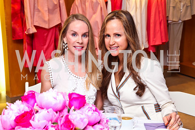 Cindy Jones, Jocelyn Greenan. Photo by Tony Powell. LUNGevity Luncheon. Saks Jandel. April 29, 2011