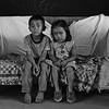 Refugees from Myanmar living in Kathmandu, Nepal.