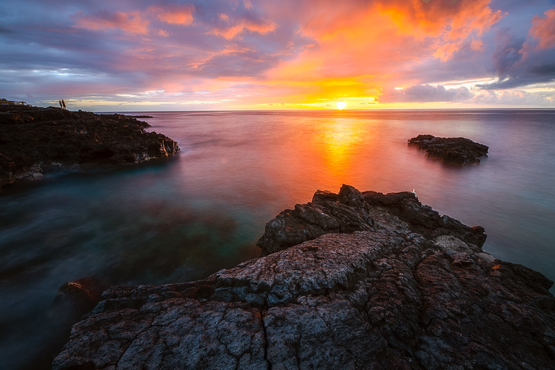 Molilii Sunset 1