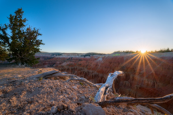 Cedar Breaks at Sunrise