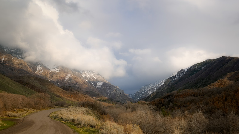 Santaquin Canyon
