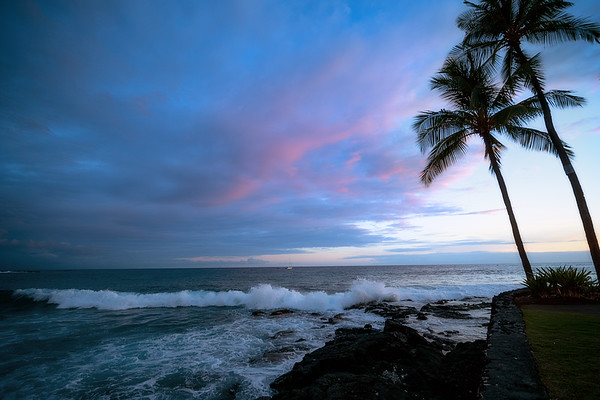Sunset in Kona 3