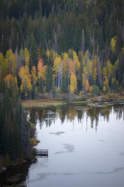 Colors around Silver Lake