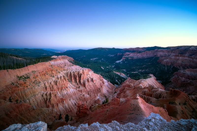 Cedar Breaks at Dawn