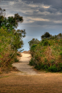 Path to Beach