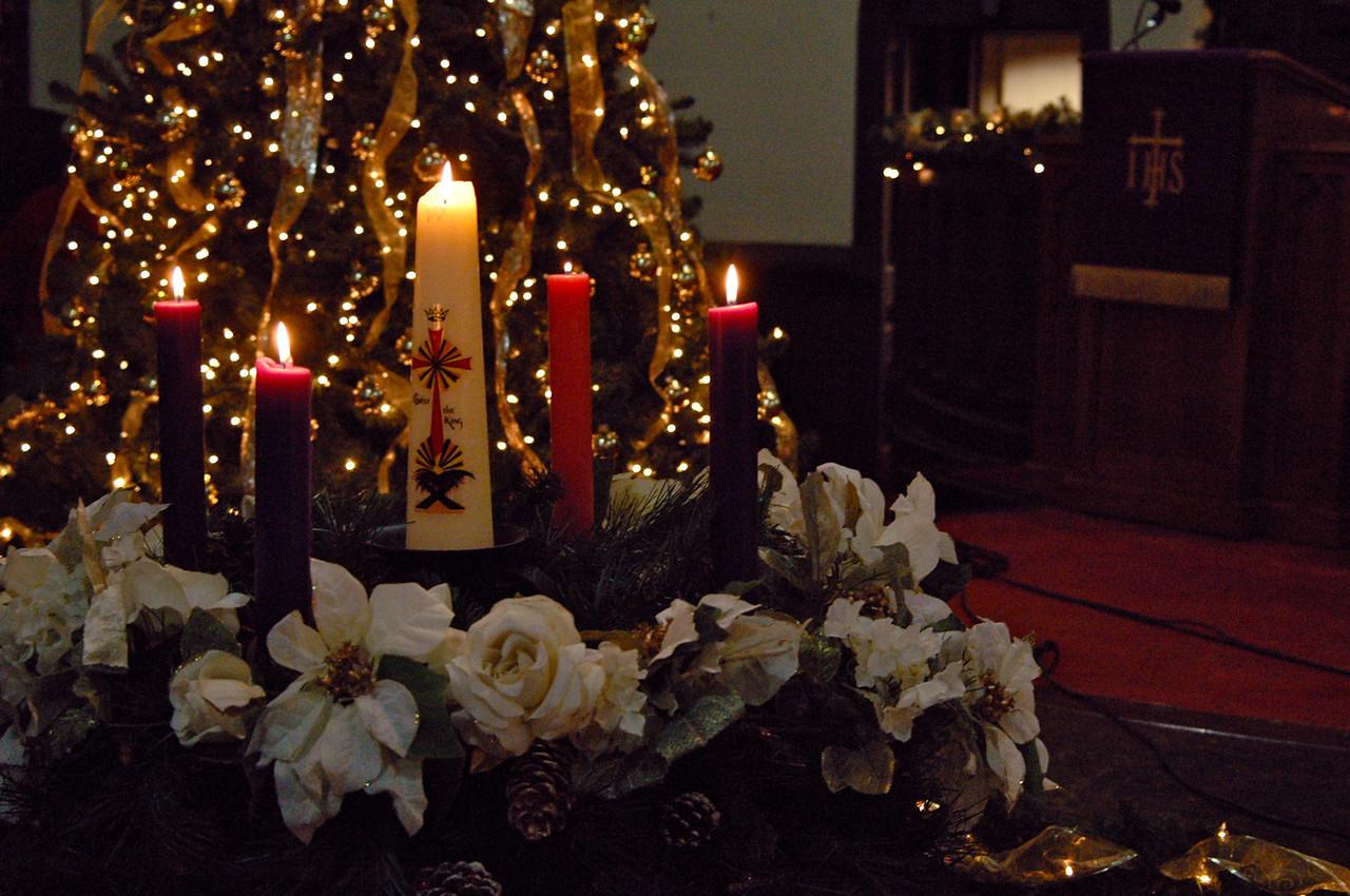 Advent Wreath - 1
