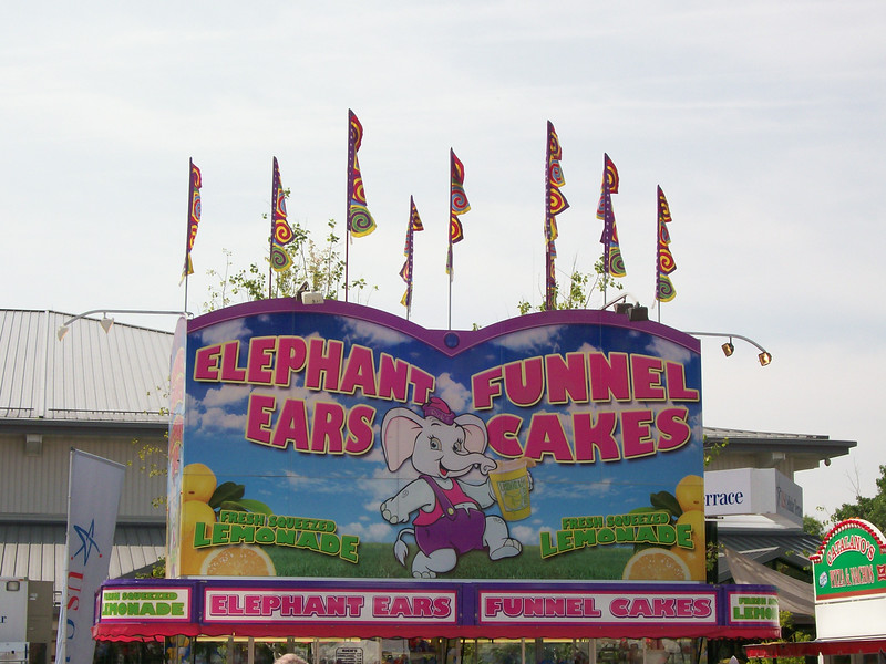 Elephant Ears & Funnel Cakes