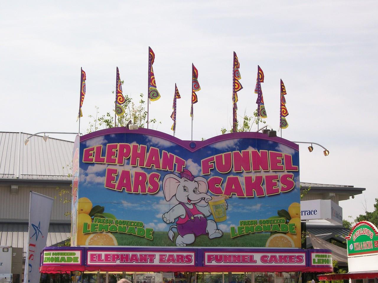 Elephant Ears & Funnel Cakes