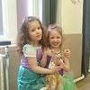 Mermaids Amelie and Lirienne