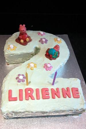 Liri's 2nd Birthday Party