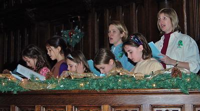 Girl Scout Choir - 1
