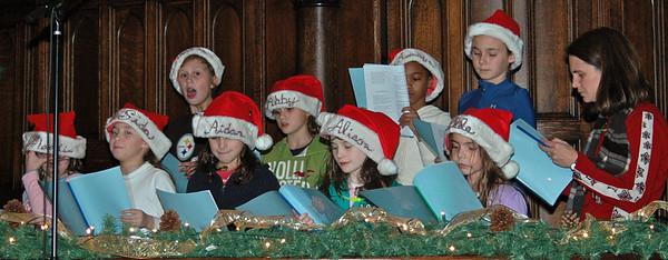 Girl Scout Choir - 2