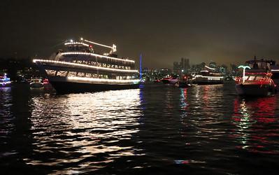 Christmas Ship Parade - December