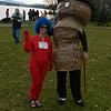 Thing 1 and Mr. Peanut