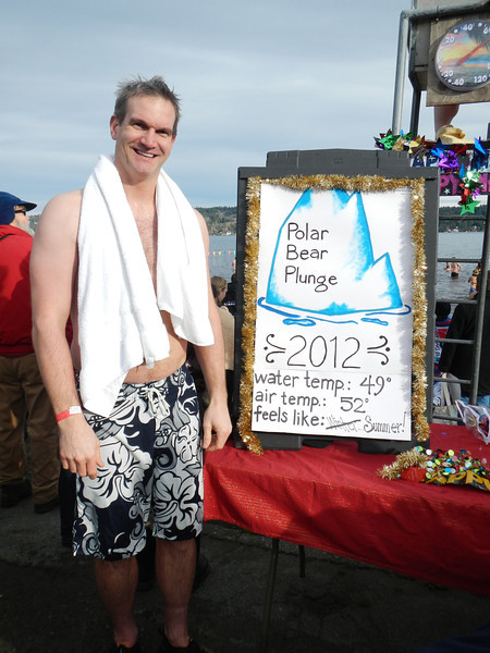 Plunge complete!