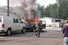 Lodi 8-5-12 : Lodi car fire at Albert & 4th on 8-5-12