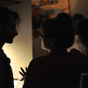 Loft Party at the great space above City Bikes.  Put on by Micah Greenberg and Deena Odelle Hyatt