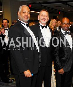 Mark Cobb, Jeff Brawn DeMaurice Smith, Lombardi Gala, November 5, 2011, Kyle Samperton