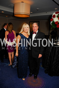 Olga Scher, Barry Scher, Lombardi Gala, November 5, 2011, Kyle Samperton