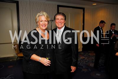 Laurie Hodges LaPeyre, Vince Papale, Lombardi Gala, November 5, 2011, Kyle Samperton